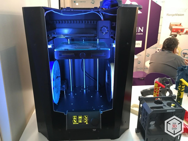 Анонс 3D-принтера Picaso Designer X PRO - 2