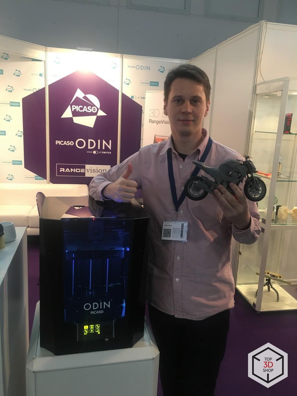 Анонс 3D-принтера Picaso Designer X PRO - 4