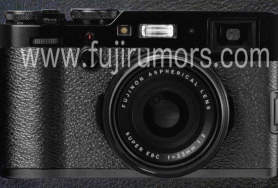 Анонс камеры Fujifilm X100F ожидается 19 января