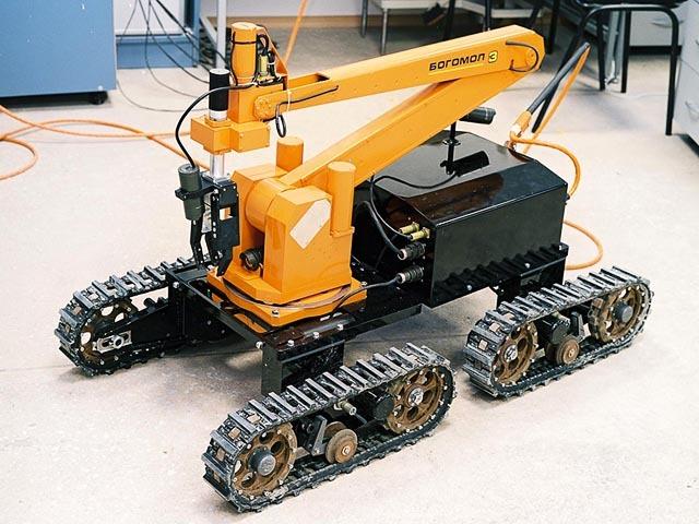 Российские боевые наземные роботы - 11