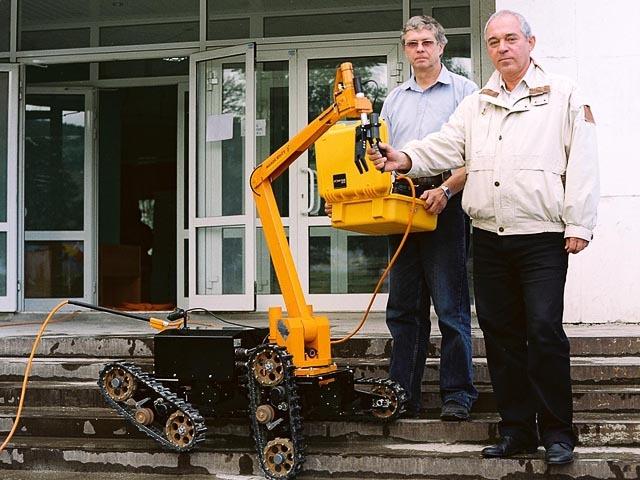 Российские боевые наземные роботы - 12