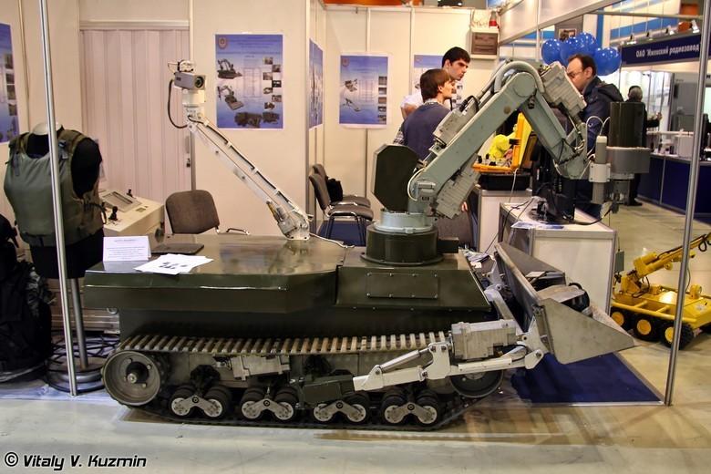Российские боевые наземные роботы - 18