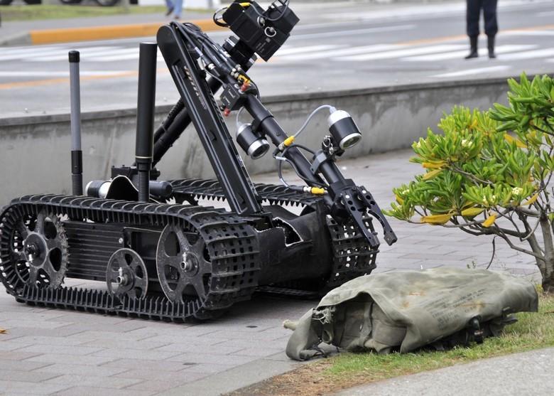Российские боевые наземные роботы - 4