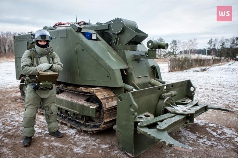 Российские боевые наземные роботы - 48
