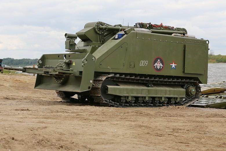 Российские боевые наземные роботы - 49