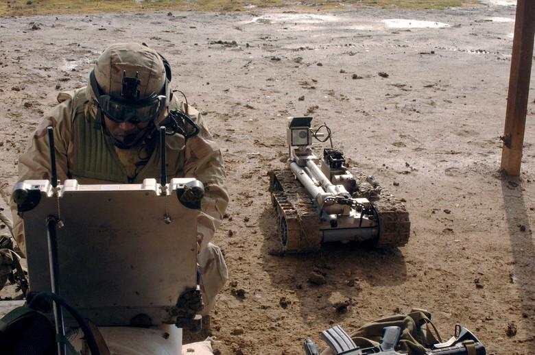 Российские боевые наземные роботы - 5