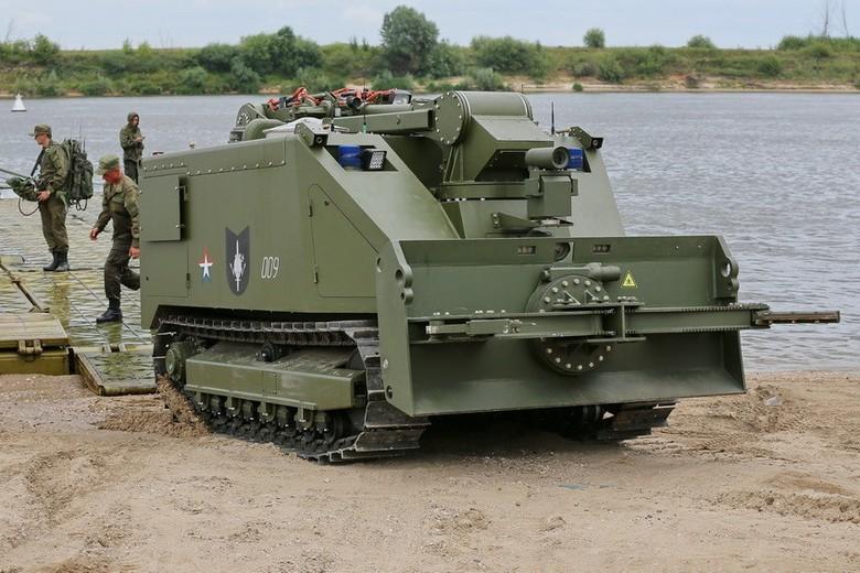 Российские боевые наземные роботы - 50