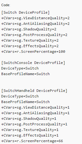 Графика в играх на консоли Nintendo Switch будет отличаться в зависимости от режима использования