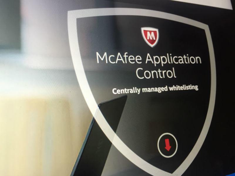 В защите McAfee для банкоматов обнаружена опасная уязвимость - 1