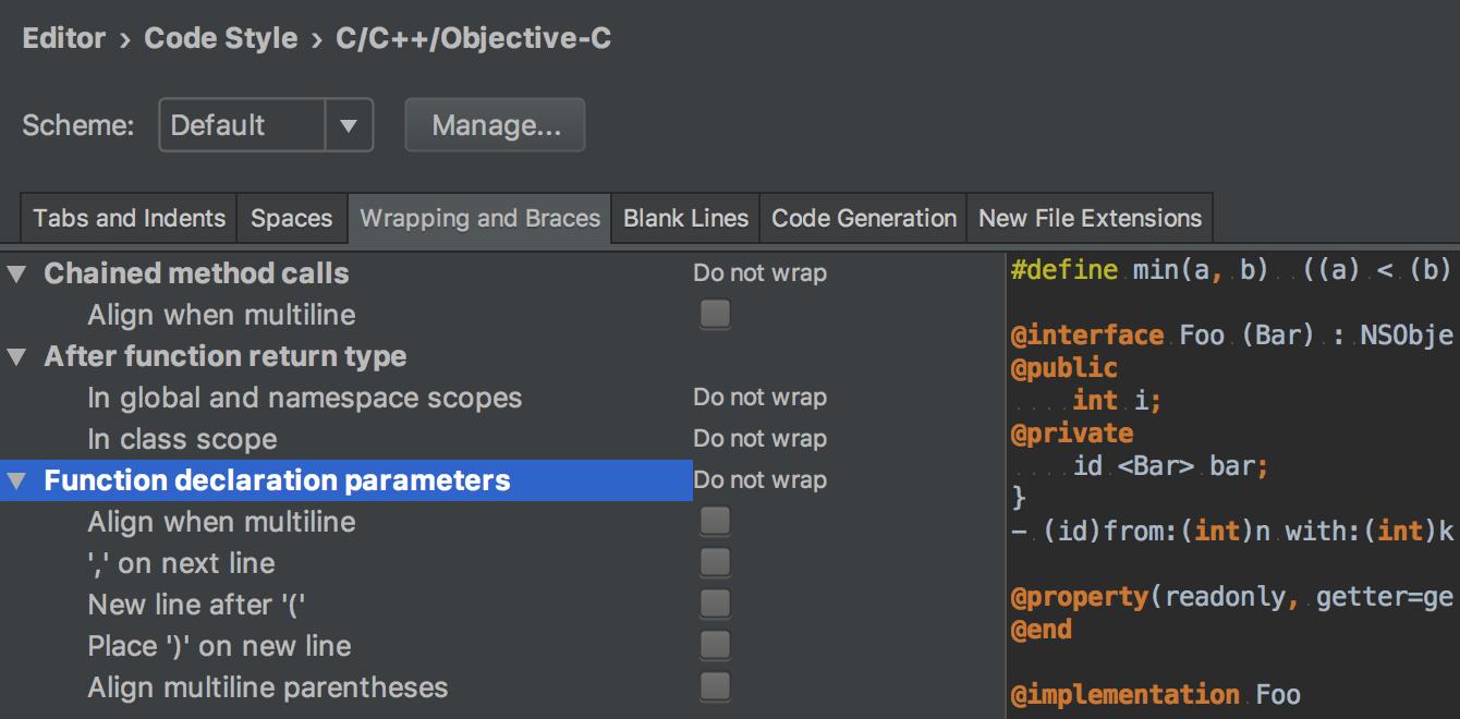 AppCode 2016.3: поддержка Swift 3, новые настройки форматирования, улучшения быстродействия и многое другое - 3