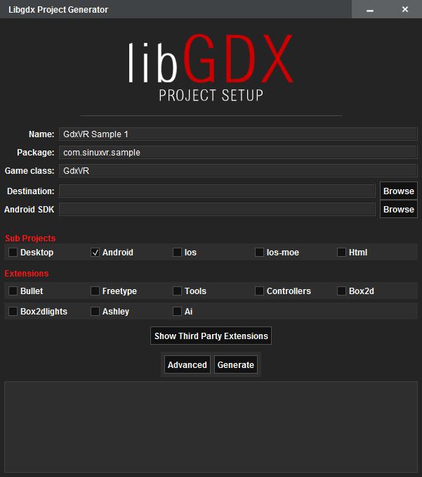 VR-приложение с нуля на libgdx: часть 1 - 32