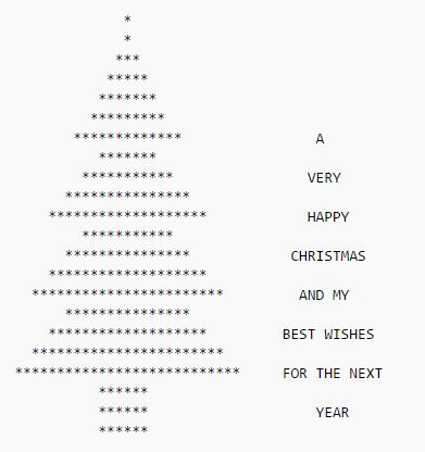 Рисунок 1 - Программа Christmas Tree - елочка вирус