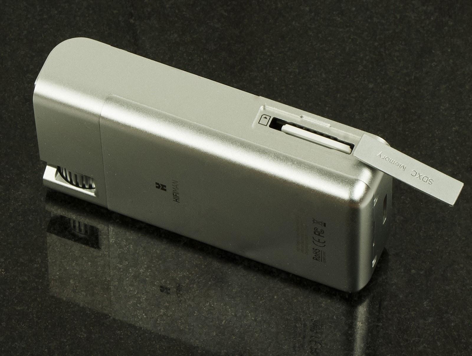 Обзор аудиоплеера HIFIMAN HM901U - 14