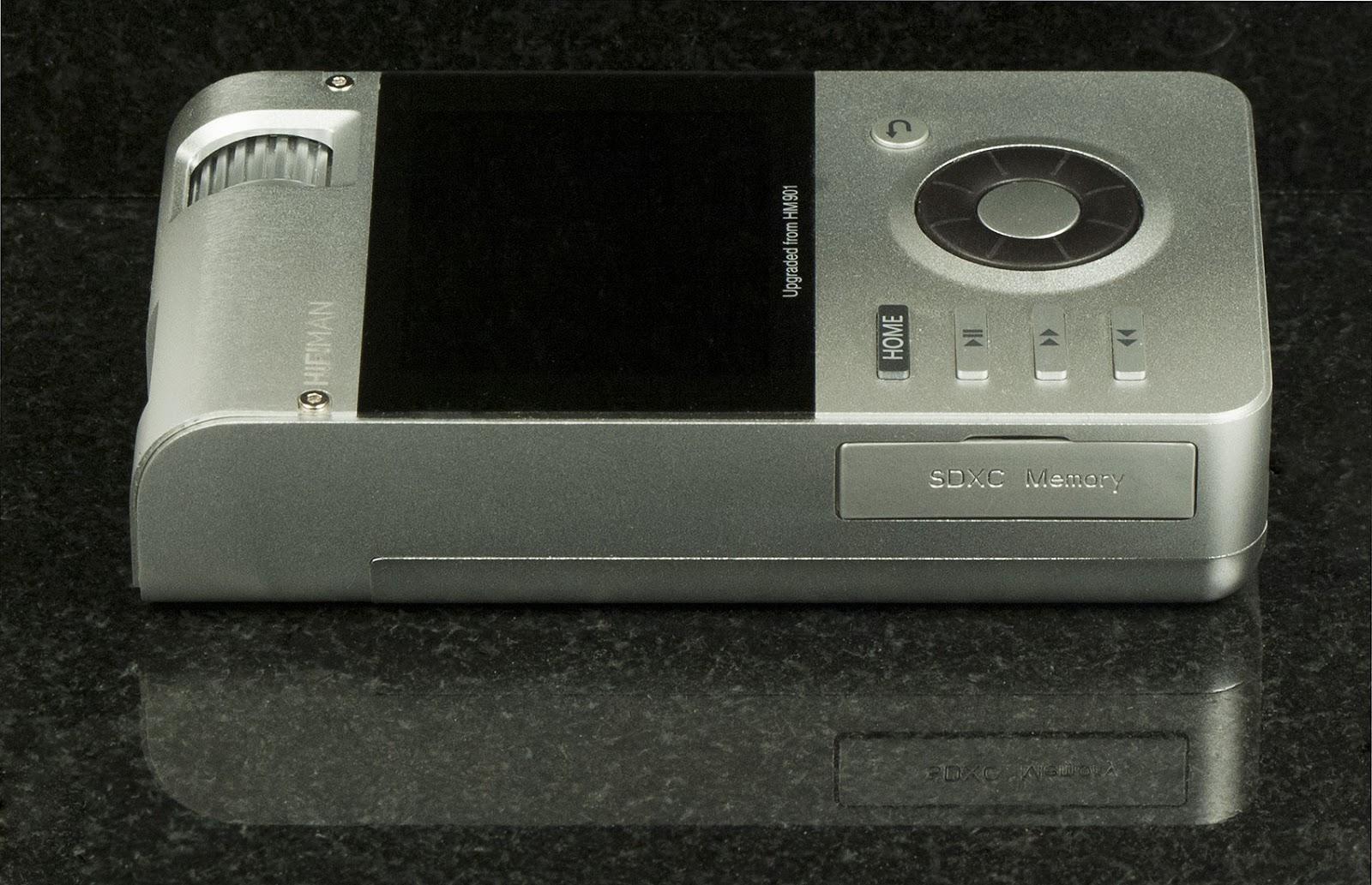 Обзор аудиоплеера HIFIMAN HM901U - 15