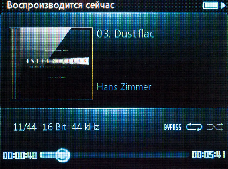 Обзор аудиоплеера HIFIMAN HM901U - 19