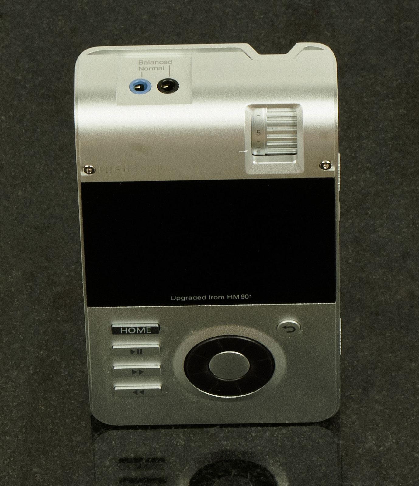 Обзор аудиоплеера HIFIMAN HM901U - 2