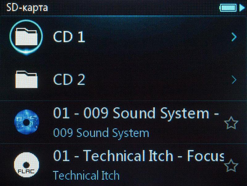 Обзор аудиоплеера HIFIMAN HM901U - 20