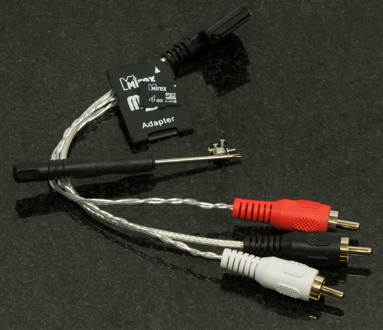 Обзор аудиоплеера HIFIMAN HM901U - 5