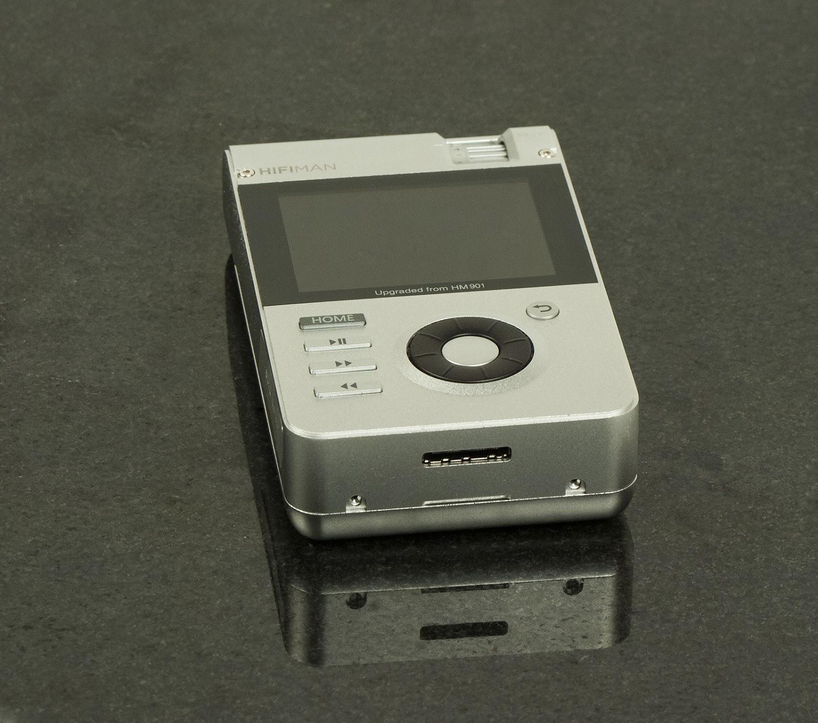 Обзор аудиоплеера HIFIMAN HM901U - 6