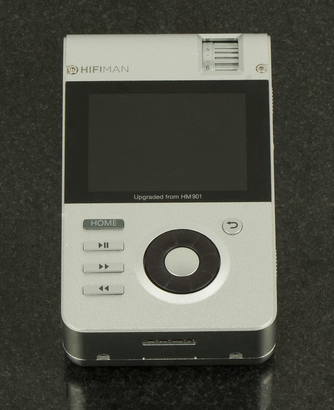 Обзор аудиоплеера HIFIMAN HM901U - 7