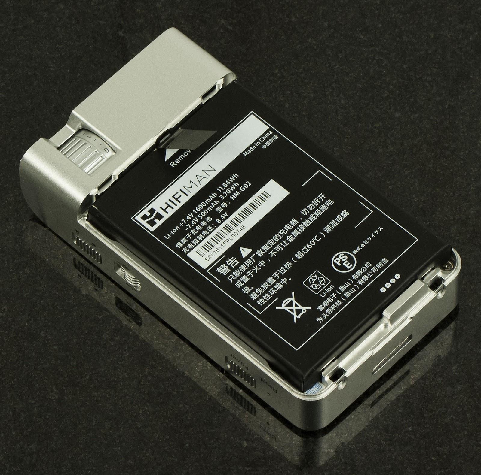Обзор аудиоплеера HIFIMAN HM901U - 8