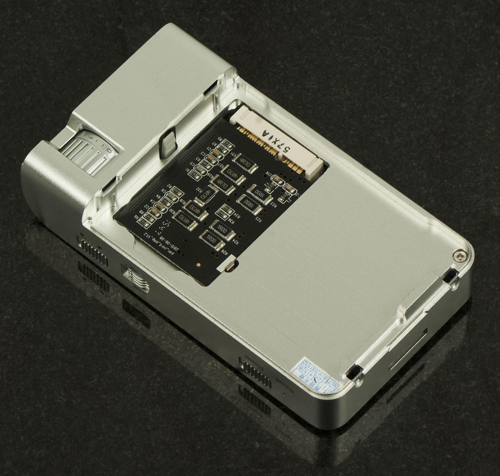 Обзор аудиоплеера HIFIMAN HM901U - 9