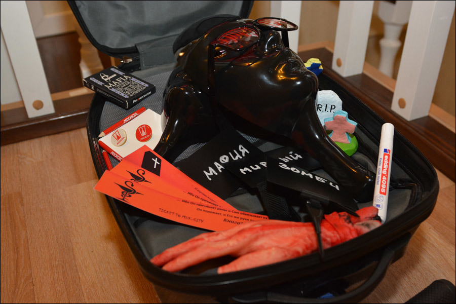 «Аварийный» чемодан аниматора - 4