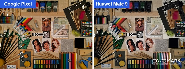 DxOMark поставили смартфону Huawei Mate 9 85 баллов