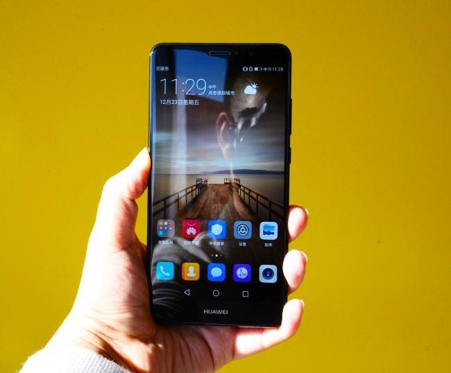 Смартфон Huawei Mate 9 стал доступен в цвете Obsidian Black