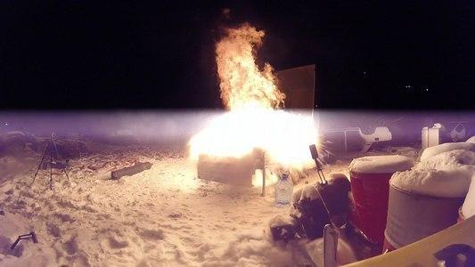 Три интриги на два стартапа или как правильно взорвать свой ракетный двигатель - 1