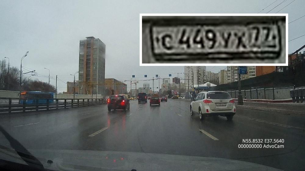 AdvoCam-FD8 RED-II GPS + ГЛОНАСС – самый продуманный регистратор среднего ценового диапазона? - 16