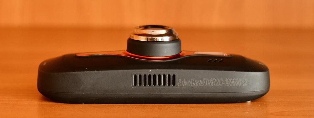 AdvoCam-FD8 RED-II GPS + ГЛОНАСС – самый продуманный регистратор среднего ценового диапазона? - 9