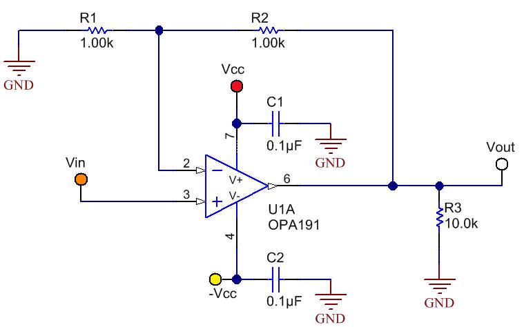 Интермодуляционные искажения в усилителях звуковой частоты и ООС — осторожно, опасные связи - 11
