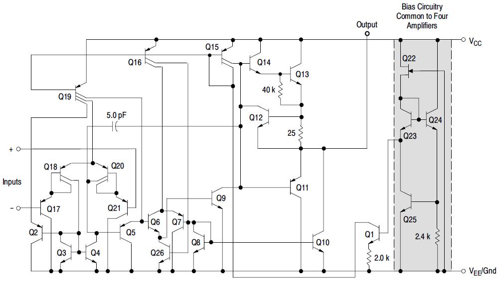 Интермодуляционные искажения в усилителях звуковой частоты и ООС — осторожно, опасные связи - 20