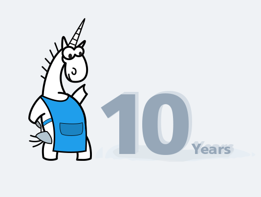 10 лет сайту viva64.com!