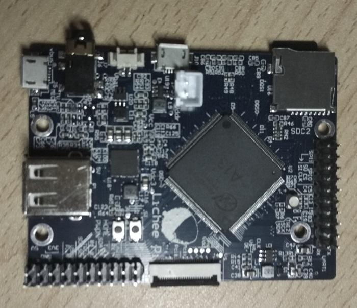 Плата Zepan LicheePi One при невысокой цене поддерживает подключение внешней камеры и дисплея