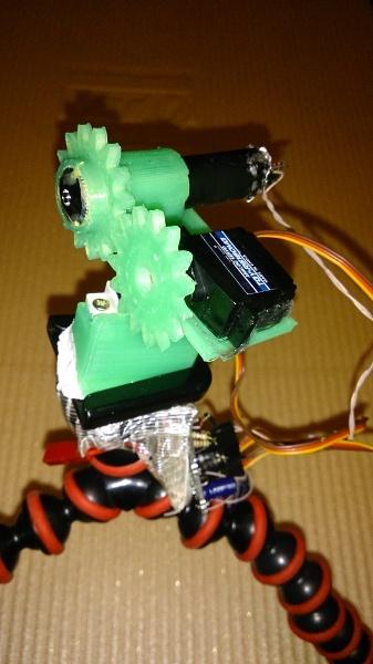 DIY дискотечная лазерная установка из указки и ардуинки - 1