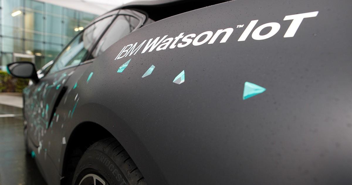 IBM и BMW вместе работают над созданием умного автомобиля - 1