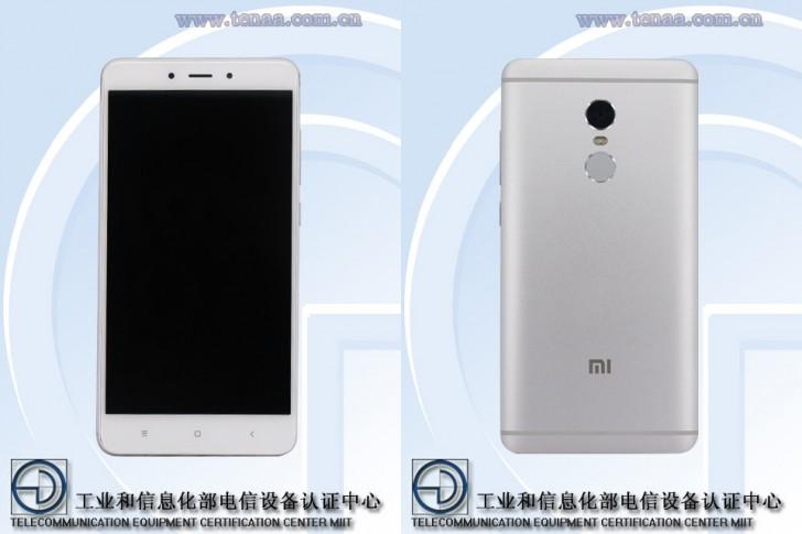 Внешне новый смартфон очень похож на Xiaomi Redmi Note 4