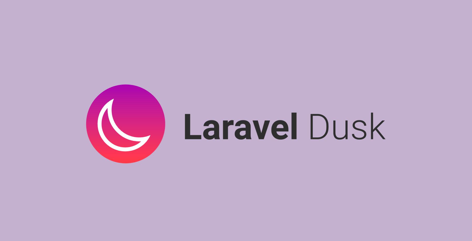Laravel Dusk