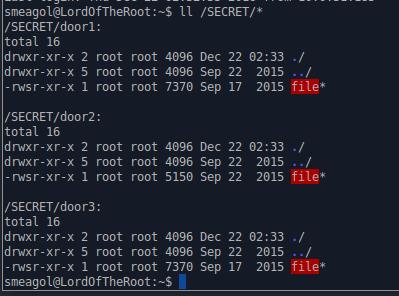 VulnHub: Эксплуатируем уязвимость переполнения буфера в Lord Of The Root - 12