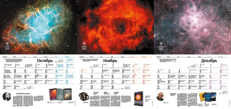 Астрономический календарь на 2017 год - 5