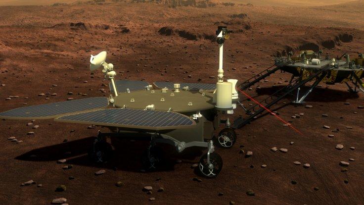 Планов громадье: китайцы планируют отправить зонды на тёмную сторону Луны, Марс и Юпитер до 2030 года - 2
