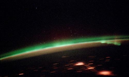 Почему останки звёзд бывают зелёными - 3