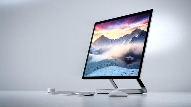 Поставки моноблоков падают, но Surface Studio продается лучше, чем ожидалось