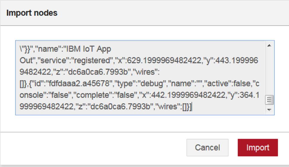 Превращаем свой смартфон в IoT датчик при помощи Bluemix. Пример разработки приложения - 18