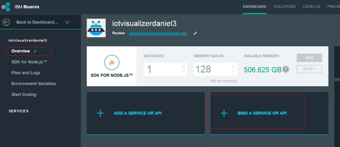 Превращаем свой смартфон в IoT датчик при помощи Bluemix. Пример разработки приложения - 22