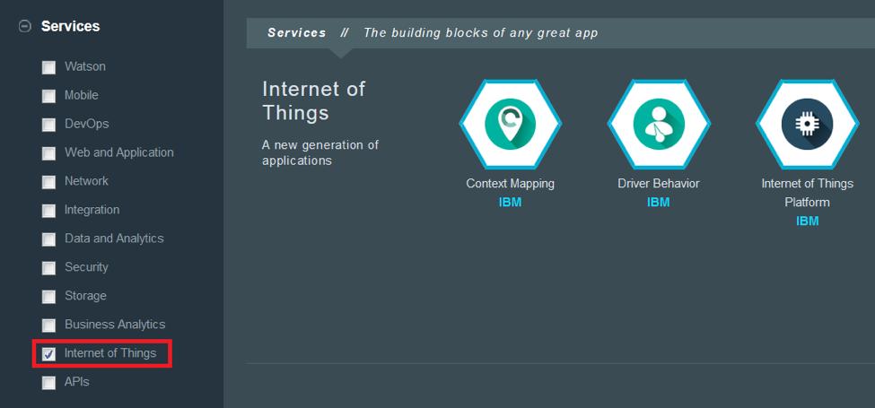 Превращаем свой смартфон в IoT датчик при помощи Bluemix. Пример разработки приложения - 4
