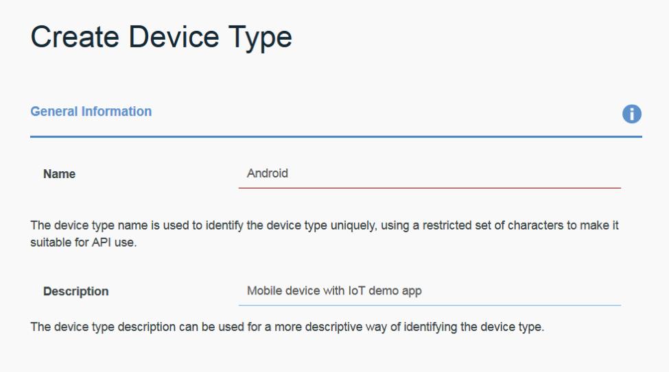 Превращаем свой смартфон в IoT датчик при помощи Bluemix. Пример разработки приложения - 7