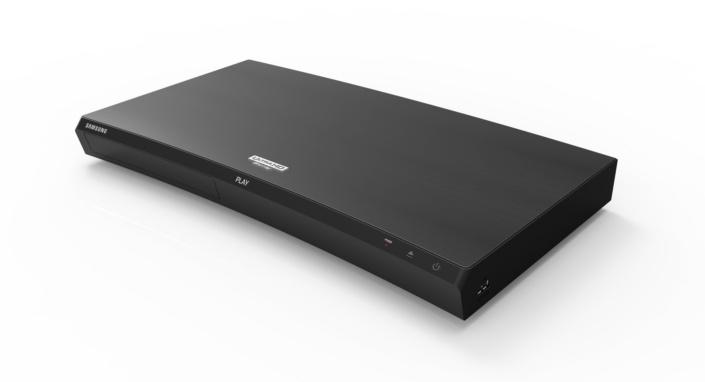Проигрыватель Ultra HD Blu-ray Samsung M9500 оснащен интерфейсом Bluetooth, используемым для подключения наушников